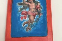 rsa_mottafollone_mostra_arte_terapy_quadro_angelo