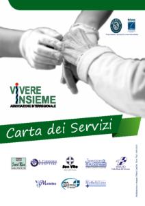 carta dei servizi Vivere Insieme